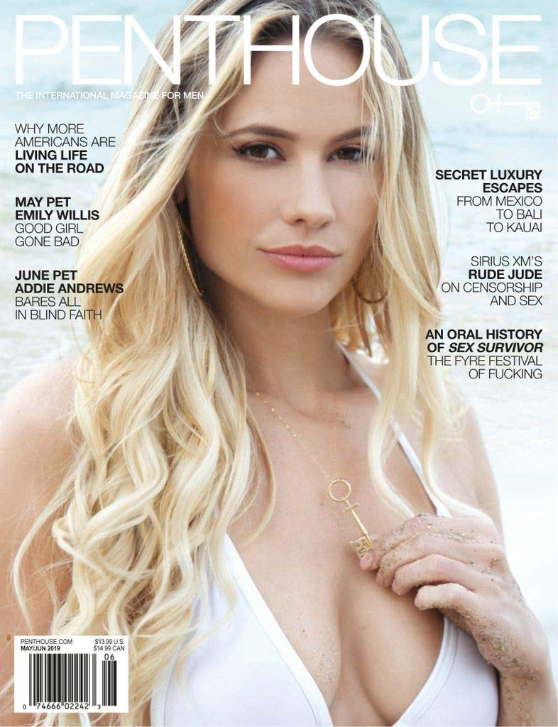 Penthouse May - June 2019