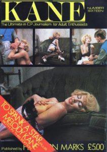 Kane spanking magazine 16 by Harrison Marks