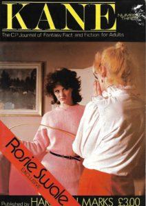 Kane spanking magazine 3 by Harrison Marks