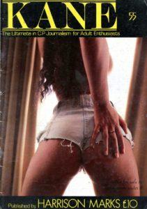 Kane spanking magazine 55 by Harrison Marks