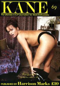 Kane spanking magazine 69 by Harrison Marks featuring Lorraine Ansell