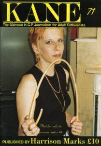 Kane spanking magazine 71 by Harrison Marks