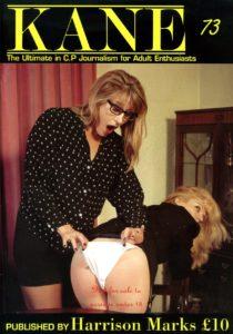 Kane spanking magazine 73 by Harrison Marks
