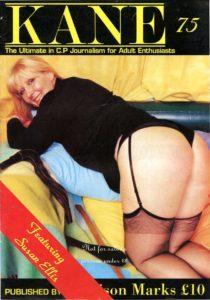 Kane spanking magazine 75 by Harrison Marks featuring Sue Ellis