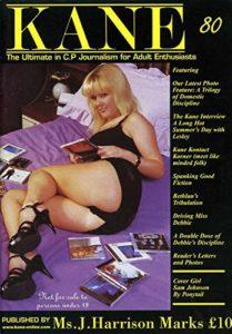 Kane spanking magazine 80 by Harrison Marks featuring Sam Johnson
