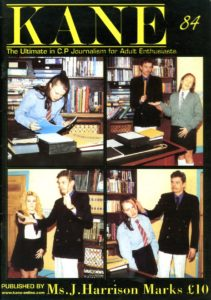 Kane spanking magazine 84 by Harrison Marks Schoolgirl Special