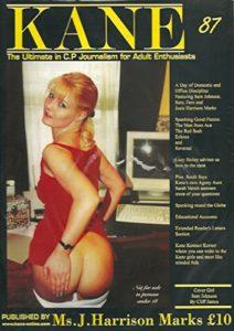 Kane spanking magazine 87 by Harrison Marks featuring Sam Johnson