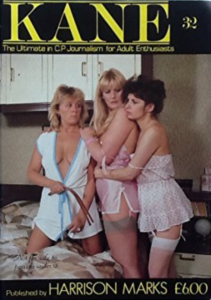 Kane spanking magazine 27 by Harrison Marks featuring Sue Ellis and Anne Proto