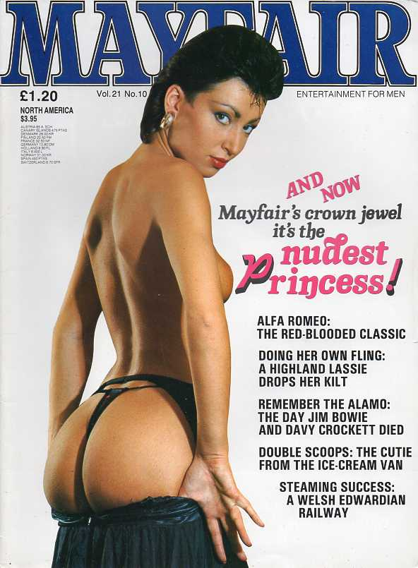 Mayfair Volume 21 No.10