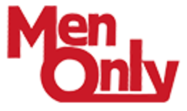 Men Only Magazine Vintage