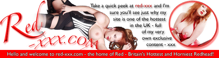 Red xxx The webs hottest and horniest red head