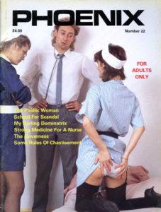 Phoenix Spanking Magazine Number 22