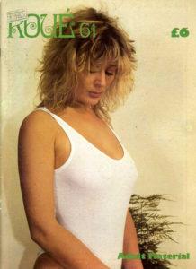 Roue Spanking Magazine Number 61