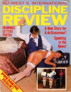 Nu West Discipline Review No.1