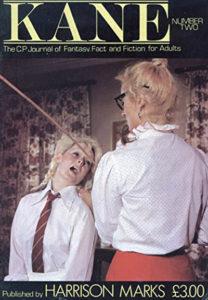 Kane spanking magazine 2 by Harrison Marks