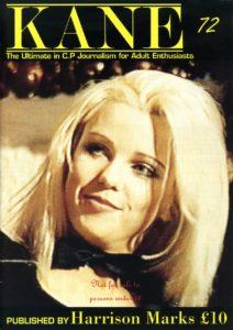 Kane spanking magazine 72 by Harrison Marks
