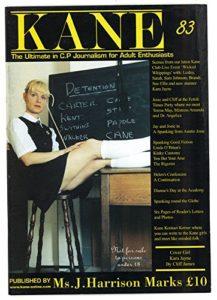 Kane spanking magazine 57 by Harrison Marks