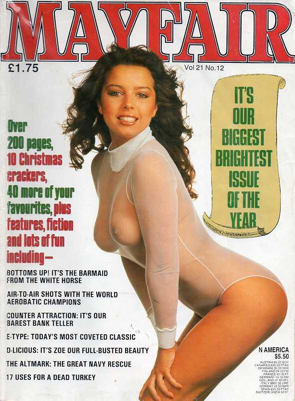 Mayfair Volume 21 No.12 £29.99