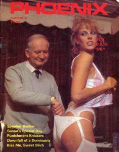 Phoenix Spanking Magazine Number 16