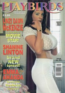 Playbirds Magazines 231 - Linzi Dawn McKenzie