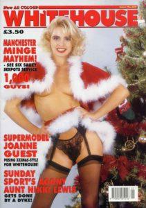 Whitehouse Magazine 209 Joanne Guest