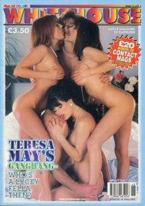 Whitehouse Magazine 246 Teresa May's Gang Bang