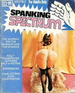 Spanking Spectrum Magazine Number 1