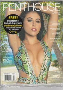 Penthouse Magazine March / April 2020 £8.95